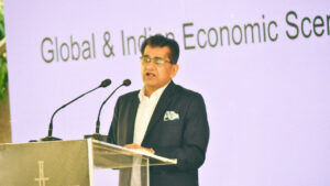 Atmanirbhar Bharat is about penetrating global markets, says Amitabh Kant