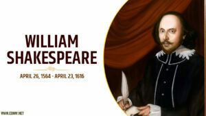 Willian Shakespeare: His writings made him immortal on Planet Earth!
