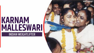 Karnam Malleswari: India's first woman to win an Olympic medal