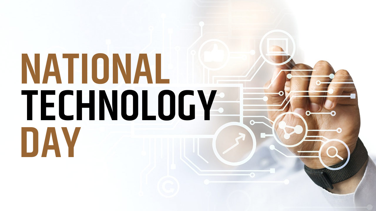National Technology Day 2021 Theme, History, Significance, Wishes Quotes, Poster, Images Facts and Achievements - National Technology Day is observed each year on May 11 to commemorate the contributions of individuals in the field of Science and Technology.