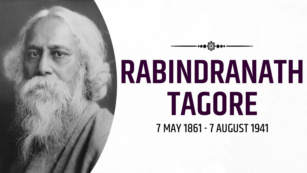 Rabindranath Tagore Jayanti 2021: Date, significance, history, wishes quotes, status, poster, images and more
