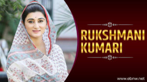 Rukshmani Kumari: She is just a phone call away to help patients fighting COVID blues!