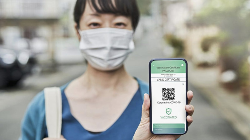 Japan to issue COVID-19 Vaccine Passport - Japan will make a vaccine passportavailable from next month for Japanese travellers in a bid to relaunch tourism and business tripsabroad.