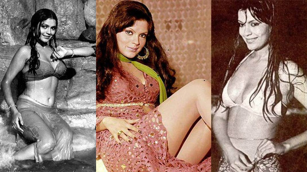 Zeenat Aman: A bold woman on reel screen has been a weak female in real life - Zeenat Aman, crowned Miss Pacific once, was a trendsetter in 70s and 80s and was called as the beauty queen. According to several polls conducted in the 70s, she was the hottest girl in India.